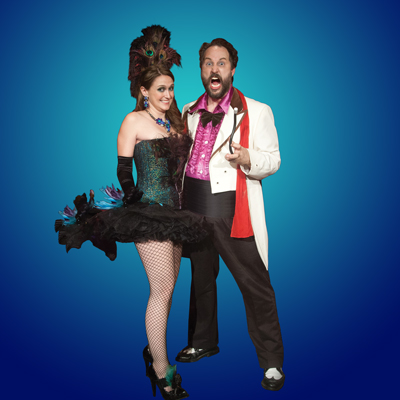 Dave Cox & Stephanie